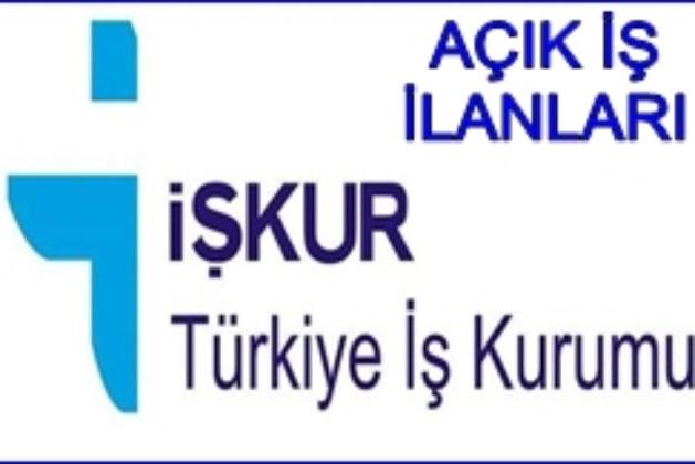 İŞKUR'da Günlük 85 TL Kazançlı İl İlanları