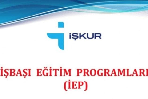 İŞKUR'da İşbaşı Eğitim Programları İçin Başvurular Başladı!